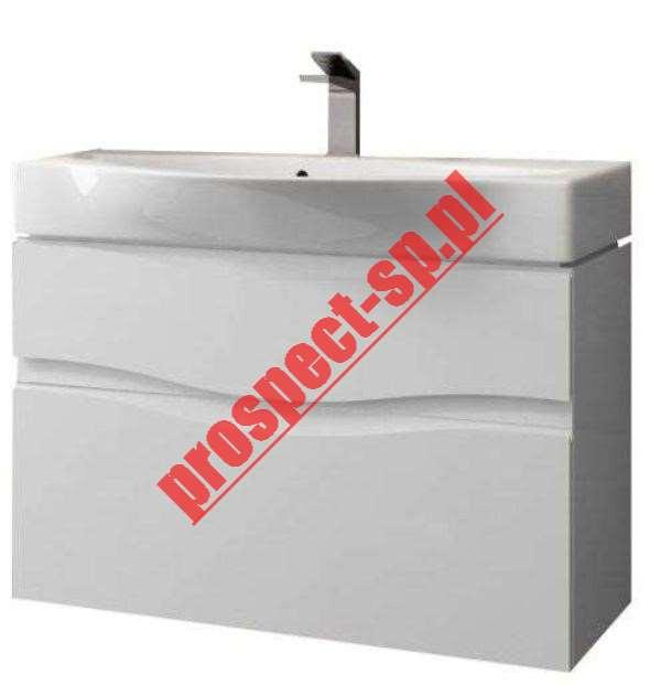 Koło szafka umywalkowa