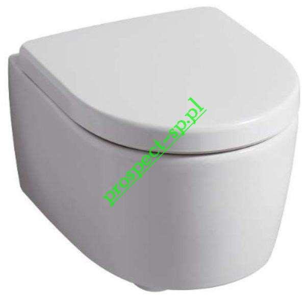 Koło miska wc bez kolnierza
